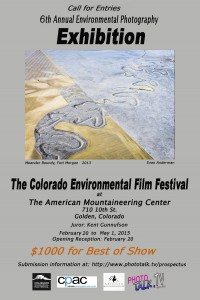 6th Annual Environmental Photography Exhibiton